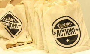 Bolsas de Culinary Action!