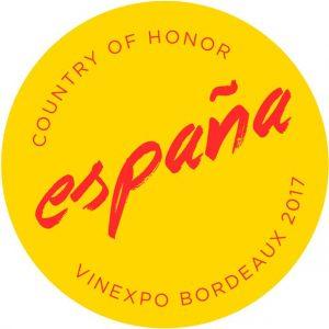 Cartel de España en Vinexpo