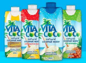 Agua de coco Vita Coco