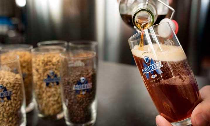 Cerveza Moritz Scottish Ale