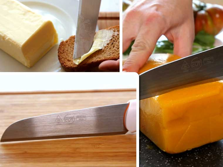 Hoja del cuchillo térmico Frozen Cut