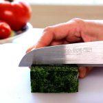Cuchillo térmico para cortar foie, quesos y congelados