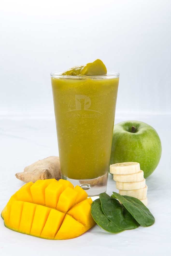 Smoothie verde de Natural Drinks