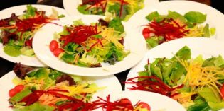 La subcontratación y el turismo favorecen a la industria del catering