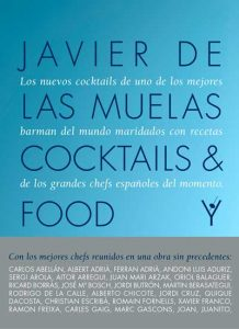 Libro Cocktails & Food