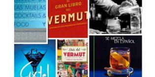 Seis libros para bartenders y amantes de la coctelería
