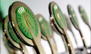 Imagen de los Premios Nacionales de Hostelerñia que otorga la Fehr