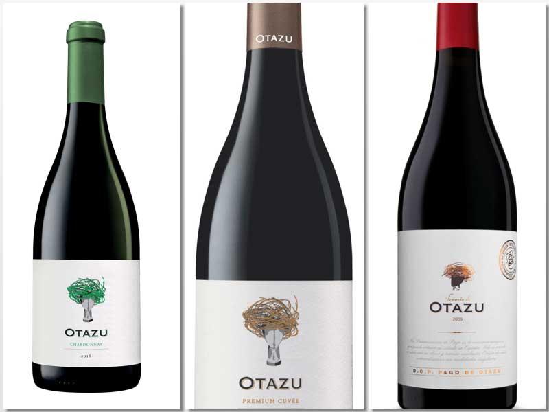 vinos de Bodega Otazu