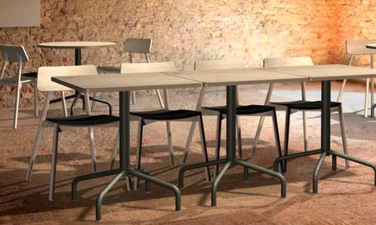 Mesas con el sistema anti-cojeo Es-table.es