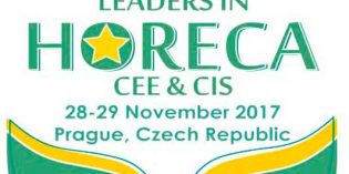 Leaders in Horeca CEE & CIS: cumbre de la hostelería en Praga