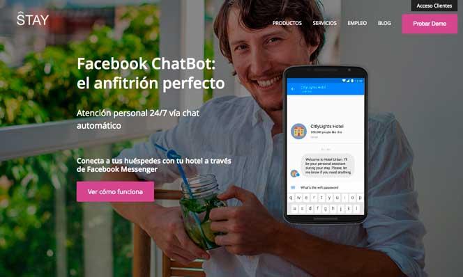 Chatbox de Stay