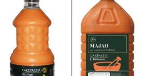 Majao: gazpacho y salmorejo para restauración