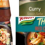 Cuatro productos para hacer recetas asiáticas