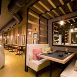 El elegante interiorismo japonés del restaurante Kote (Sabadell)