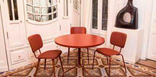 ABC, la primera colección de mobiliario de Lázaro Rosa-Violán