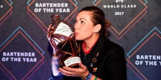 La canadiense Kaitlyn Stewart, mejor bartender del mundo según la World Class Competition