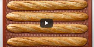 Vídeo: cómo hornear baguettes perfectas en el horno Convotherm 4