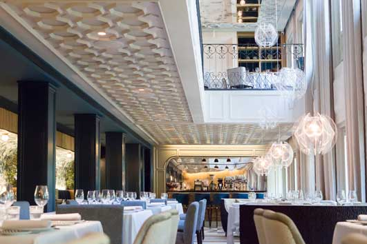 Comedor de Lux Madrid