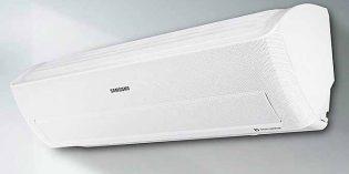 Samsung presenta el aire acondicionado sin corrientes de aire