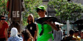 El perfil del camarero en España