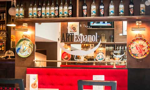 Imagen de un restaurante Artespañol