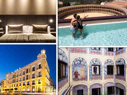 Imágenes del hotel Catalonia Ronda