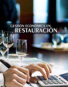Libro Gestión económica de restauración