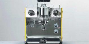 Mina Smart Bar: la máquina de café para personalizar cada taza