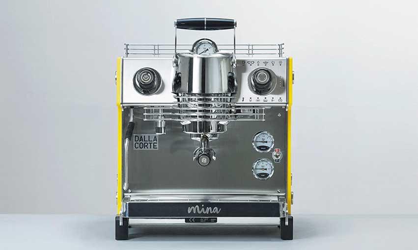 Mina Smart Bar: la máquina de café para personalizar cada