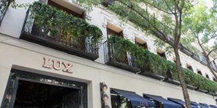 Así es Lux, el nuevo restaurante de Grupo La Máquina en Madrid