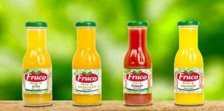 Nuevos zumos Fruco para hostelería