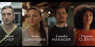 El restaurante Ikibana conecta con sus potenciales clientes a través de un vídeo interactivo