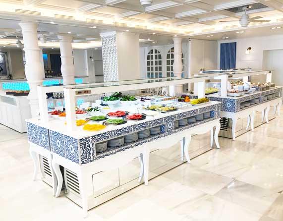 Buffet Gran Hotel Miramar