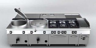 Así es Kore, la nueva generación de cocinas industriales de Fagor Industrial