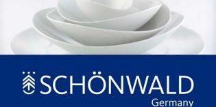 Las colecciones más prestigiosas de vajillas Schönwald, ahora en una interesante promoción
