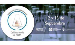 III Jornadas Ciencia y gastronomía de Facyre