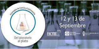 III Jornadas de Ciencia y Gastronomía 2017, de Facyre