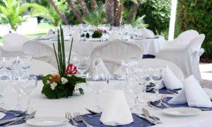 Textiles para banquetes: las claves que hay que saber