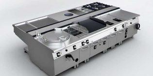 Fagor Industrial lleva a Host 2017 su nueva generación Kore Gama 900 de cocinas industriales