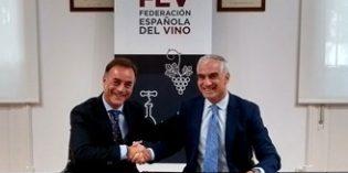 La Federación Española del Vino y Alimentaria unen esfuerzos para potenciar Intervin