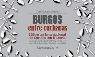 """El cocido, protagonista de la muestra gastronómica """"Burgos, entre cucharas"""""""