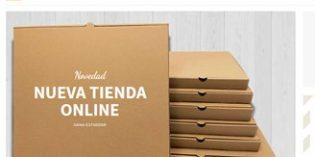 Cajas para pizza y más envases de take away, a solo un clic con Rambleños