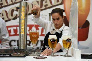 Concurso de Tiraje de Cerveza Estrella Galicia