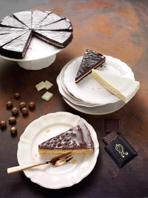 Las nuevas variedades de tartas Erlenbacher