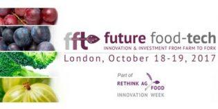 Future Tech London 2017: las posibilidades de la alimentación del futuro