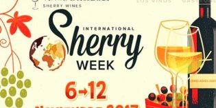 IV edición de la International Sherry Week, la gran fiesta de los vinos de Jerez
