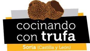 Cartel del concurso Cocinando con Trufa