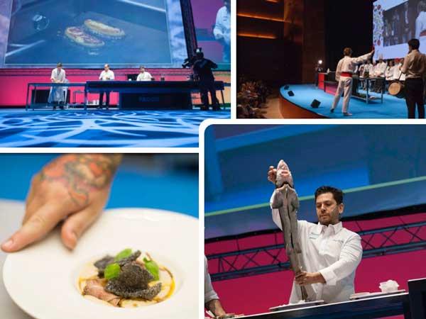 Imágenes de San sebastián Gastronomika 2017