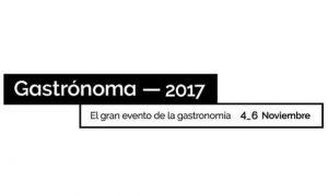 Logo de Gastrónoma 2017