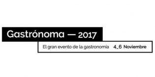 Todo a punto para Gastrónoma, que reunirá a 140 ponentes y 170 marcas